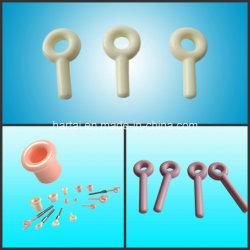 La Chine de la fabrication de gros en céramique de boucle machine à textile Guide Le Guide-fil en céramique de dessin des pièces