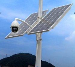 3G PTZ High Speed Dome Camera Support Solar Powered