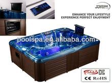 2014 Новый открытый спа; горячие ванны; водяной насос спа; Фильтр спа; джакузи;