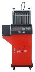 Pulitore dell'iniettore di combustibile & analizzatore (GBL-6B)