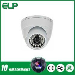 L'ONVIF H. 264 HD 720p p2p Indoor jour et nuit avec IR-cut Jour et Nuit Mini Dôme Caméra IP économique
