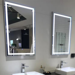 Kundenspezifischer Antispiegel des nebel-LED, Spiegel der Fogless Badezimmer-Wand-LED
