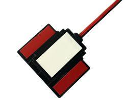 12V Schakelaar van de LEIDENE de Eenvoudige Slimme Sensor van de Aanraking voor de Controle van de Aanraking van de Spiegel van de Badkamers met Ce RoHS (Dimmer, kleur die veranderen)