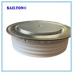 Inverter-Platten-Halbleiter-schneller Schaltungs-Thyristor Kk2500A1800V