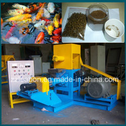 Completare la riga di galleggiamento di trasformazione dei prodotti alimentari dei pesci della pallina dell'alimentazione animale