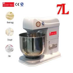 전기 달걀 믹서 7L 무소음 스테인리스 스틸 밀가루 블렌더