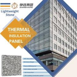 China Wärmedämmung Verkleidung Panel, strukturelle Verglasung und Vorhang Wand Fassade Wanddekoration Board