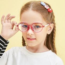 كينبو الأطفال النظارات عدسة الكمبيوتر الأزرق عدسة كتلة الضوء 5203