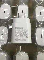 Ursprüngliche 25W USB-C super schnelle aufladenwand-Aufladeeinheit für Samsung-Galaxie S10