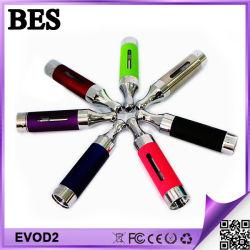 2014 neuestes Produkt Evod 2 Doppelzigaretten-Zerstäuber der spulen-E