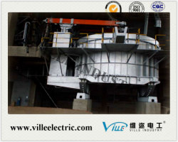 Ferro-Alloy Raffination Furnace Electric Arc Furnace