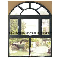Grosses Flügelfenster-Fenster im Wohnzimmer