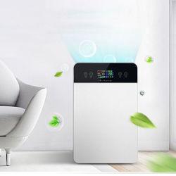 베스트셀러 다기능 살균, 방취, 합성 필터 HEPA3 에서 1와 더불어 Pm2.5 제거제 필터 공기 정화기, UV, 부정적인 이온