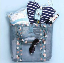 2021 Hot Sales Beach Toy Baketten opbergtas voor kinderen buitenshuis Zwemwaterbestendige zakken