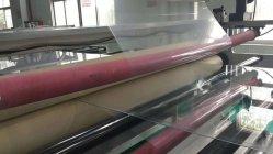 PVC-Folie mit hoher Transparenz
