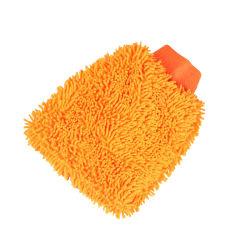 Voiture de gants de Chenille de nettoyage en microfibre