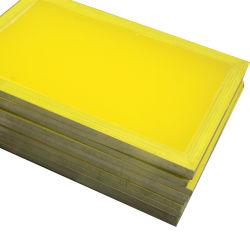 Blocco per grafici di seta di stampa dello schermo di alto tensionamento con il materiale della lega di alluminio