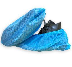 Одноразовые защитные микропористый водонепроницаемый хирургических и медицинских Установите противоскользящие крышки башмака PP/SMS/CPE/Non-Woven пластмассовые втулки крышки башмака загрузки