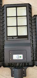 Todo en uno de exterior IP65 SMD carretera 200W semáforo solar integrado Mando a distancia