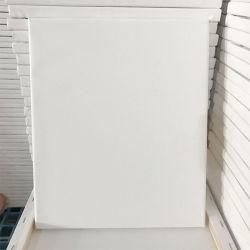 قماش مشطب مصنوع من القطن 100% من قماش قطنية مصنوع من الخشب أنيق وفارغ