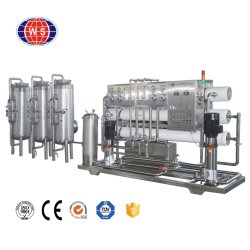 Industriële waterfilter omgekeerde osmose Waterzuiveringssysteem installatie