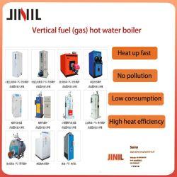 نوع أفقي غاز صناعي زيت ساخن ماء الغلاية مياه ساخنة جهاز السخان 5.6
