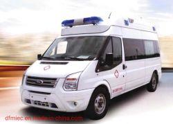 Ford Transit 구급차 시리즈 모니터링 구급차 전체 스트레처 다변화 좌석 선택 대형 운반 용량