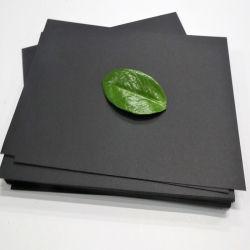 300GSM C1s überzogenes schwarzes Papppapier mit konkurrenzfähigem Preis