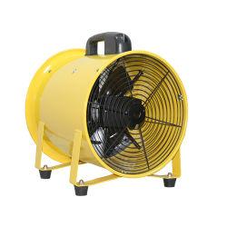 Alta corrente d'aria di Hangda 8 ' ventilatore assiale portatile del magazzino 10 ' 12 ' con il condotto ritrattabile