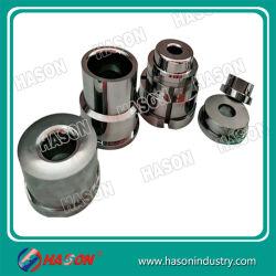 ワイヤーデッサンのためのComparesharealuminiumの炭化タングステン棒金属の銅のステンレス鋼のダイヤモンドのツールの製品自然なTc PCDのダイスに追加しなさい
