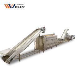 容易な制御の長いバナナの破片は生産装置を frying 破片する 産業用