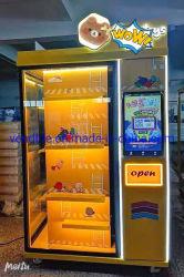 آلة بيع السعر بالمصنع للبيع آلة بيع البوب صغيرة الحجم For Sale Vicks Dimoo Judydoll Product Vend Machine