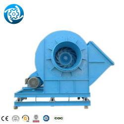 9-19 مروحة الطرد المركزي الصناعية عالية الضغط المستحثة من أجل إنتاج حساسية عادم الغبار ISO