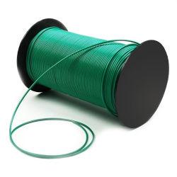 [3.8مّ] [4.2مّ] مرنة [أيل رسستنس] الإنسان الآليّ [لون موور] كبل مع [ب] يغمد حدّ سلك اللون الأخضر صفراء مجال الإنسان الآليّ [لون موور]