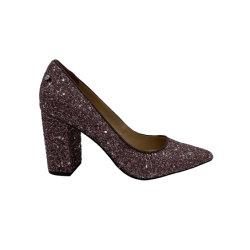 Zapatos de tarde de tacón alto de moda para mujer
