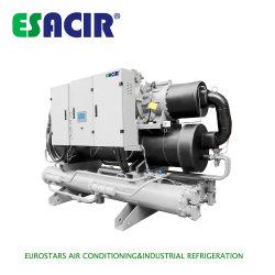 Промышленный охладитель воды охладитель с воздушным охлаждением винт с водяным охлаждением охладитель