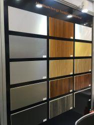 Insonorizzazione, isolamento termico, PVC in alluminio a risparmio energetico