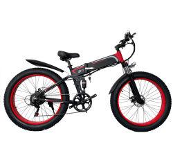 2021 普及した電気折りたたみ自転車 26 インチ 500W の電気都市 バイク高速 E バイク電気自転車
