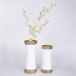 Nordic Style Flowers Vaas Goedkope keramische Home Decoratieve vaas