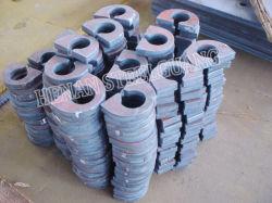 CNC/플라즈마 강철 절단, 연삭, 선삭, 펀칭 서비스
