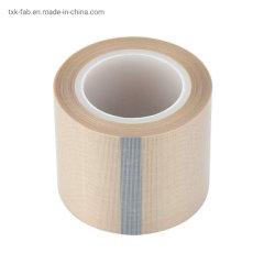 Resistente al calor Non Stick PTFE Fibra de Teflon tejido de vidrio Auto Cinta adhesiva de rollo