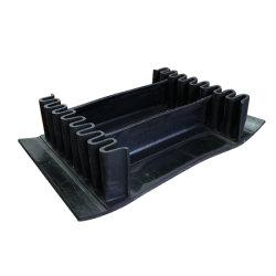 DIN X DIN Y 25 MPA Ep125 X 3 مطاط سير الناقل الجانبي الرافع/المضلع