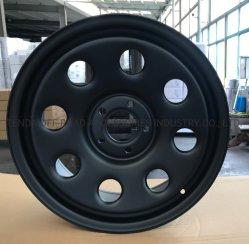 فولاذ عجلات حافّة حجم 12 بوصة [تو] 20 بوصة إستعمال كلّ [بسّنجر كر] و [4إكس4] من [روأد فهيكل] وسيئة صغيرة