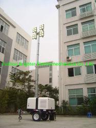 LED를 가진 비상등 휴대용 이동할 수 있는 등대 및 환경은 보호한다