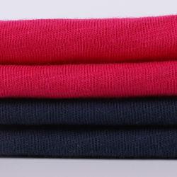 Tissu modal/ Slub Fibre/T-Shirt tissu/40S/1coton/Modal Slub Jersey fin 60/40