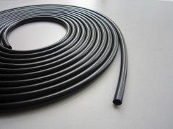 블랙 불투명 내기후성 EPDM 고무 튜브 EPDM 고무 튜브 자동 EPDM 고무 호스를 연결하는 와이퍼 워터 파이프 물 분무 노즐 차량용 튜브
