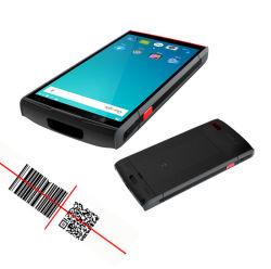 Coleção portátil resistente PDA Android Terminal de Dados com leitor de código de barras HS50