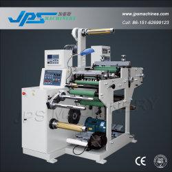 Jps-320c-TR Automatische Blank-Etikettendruck Papier Drehstanzen Schneiden & Schneid-Rewinding-Maschine / Auto Film Sticker Roll Die Cutter Schneide Aufwickler