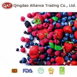 중국 과일 회사의 냉동 혼합 과일 제품