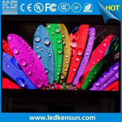 Ultra 4K COB P0.9/P1.25/P1.56/P1.67/P1.9/P2 Campo Pequeno Visor publicidade LED para interior